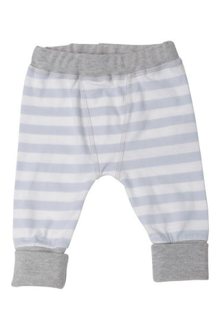 Crawlin Blue Stripe Pants