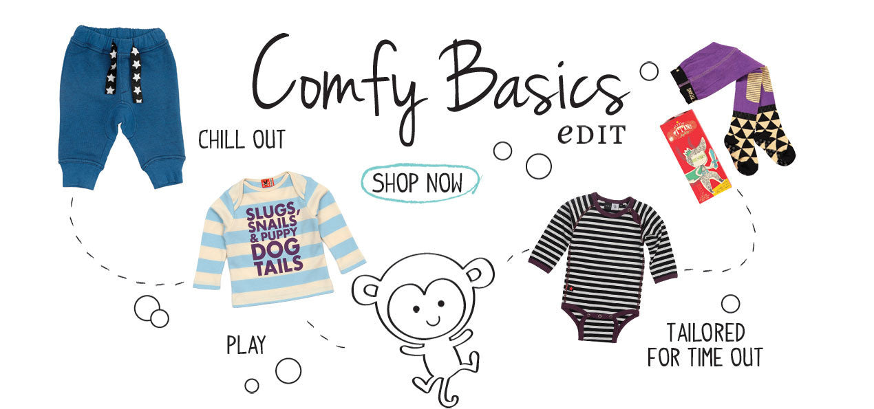 Shop the Comfy Basics Edit