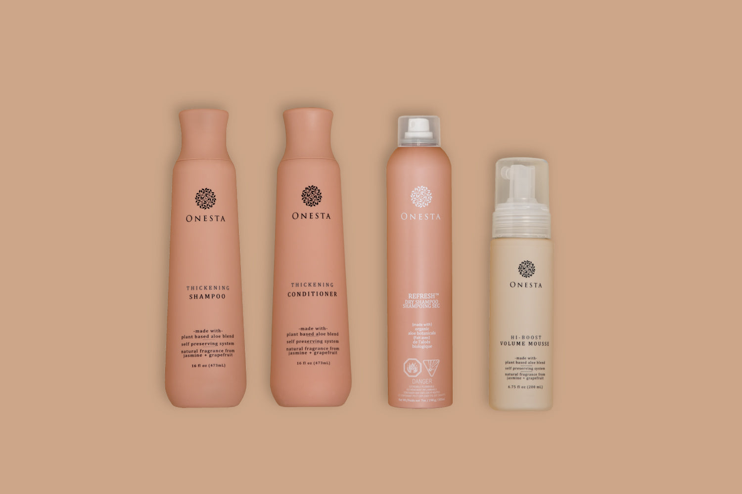 The Volumizing Collection