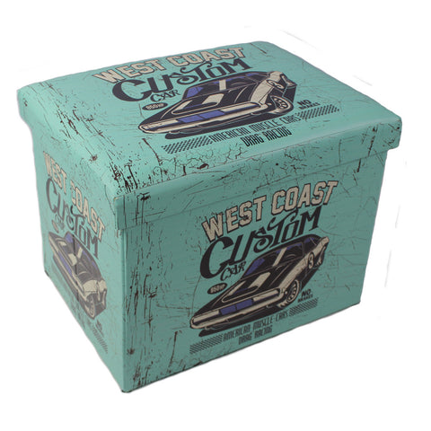 West Coast Customs Classic Car Storage Box - Kitchen, Laundry, Lounge & Bedroom Storage