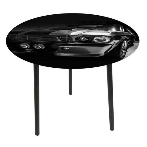 Ford Mustang GT500 Eleanor Alcove / Side Table - Man Cave Furnishing!