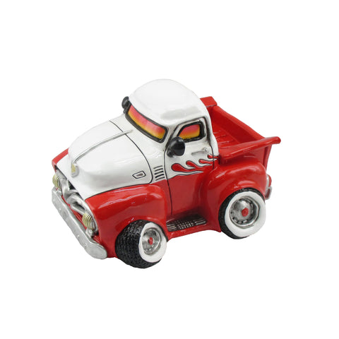 Pick Up Truck Novelty Money Box Ornament