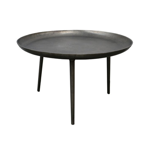Graphite Bronx Tripod Coffee Table