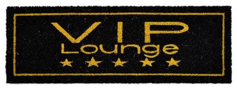 Door Mat VIP Lounge Man Cave Coir Doormat