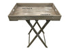 Rustic Villa Side Table Kitchen Storage Butler's Table - Shabby Chic!