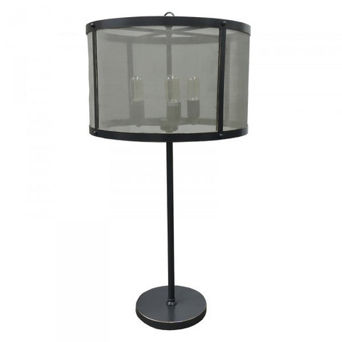 "Exquisite ""Castle"" Table Lamp / Floor Lamp Light"