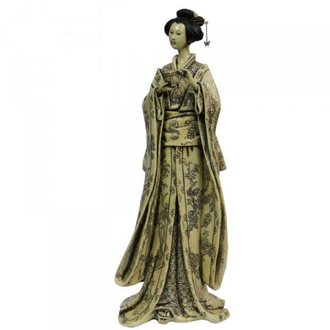 "Japanese Geisha ""Fukuchiyo"" Decorative Ornament - Home of Temptations Interior Design Furniture Decor & Gifts http://www.hotdesign.co.nz"