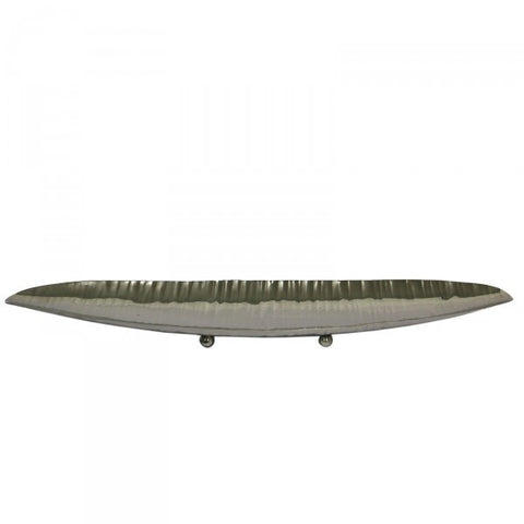 Stainless Steel Luca Decorative Bowl With Feet