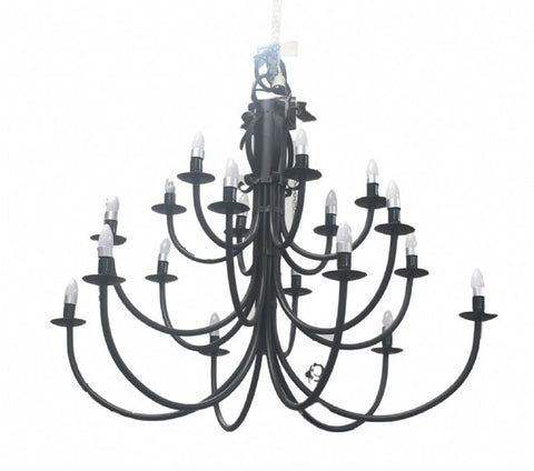 Camille Chandelier 18 Light 1.4m x 1.1m