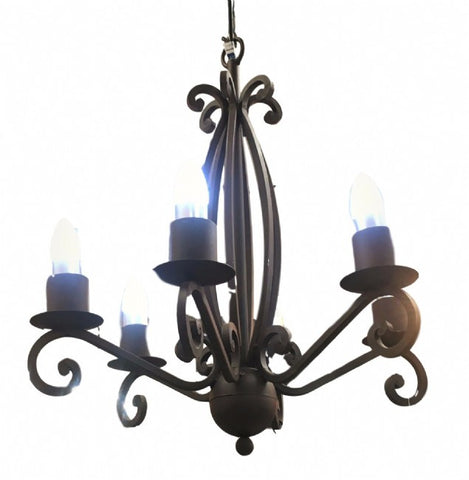 Celine Ornate Chandelier Light .65m x .80m - Home of Temptations Interior Design Furniture Decor & Gifts http://www.hotdesign.co.nz