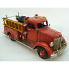 Fire Truck Vintage Styled Ornament