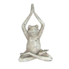 Terracotta Yoga Frog Shabby Chic Indoor Or Outdoor Garden Ornament