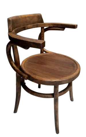 Café Designer Elmwood Dining Chair - Natural Wash