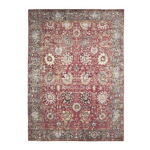 José Rose Adonis Floor Rug - Traditional Turkish Design Inspiration