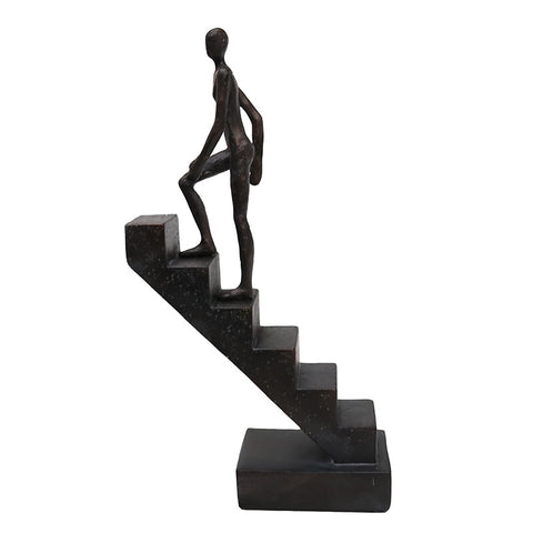Climbing Man Decorative Showpiece Ornament