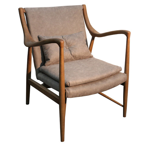 Valentino Artistic Interior Design Lounge Chair Armchair