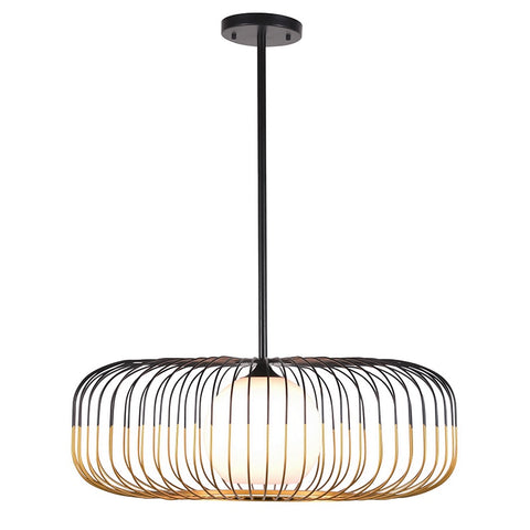 Catalan Modern Oval Chandelier / Pendant Light Lamp