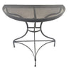 Villa Modern Hall Table Iron Contemporary Chic