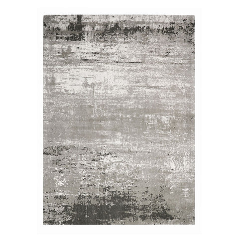 Monochromatic Gradient Adonis Floor Rug - Traditional Turkish Design Inspiration