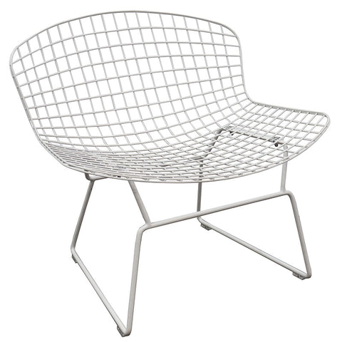 Curve Wire Artistic Interior Design Occasional Chair