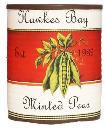 Moana Road Ceramic Pot Hawkes Bay Peas Taste of New Zealand