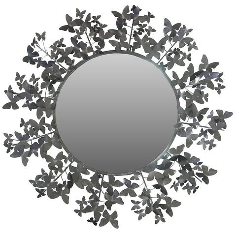 Lovely Large Butterfly Mirror - Perfect For Nature Lovers!