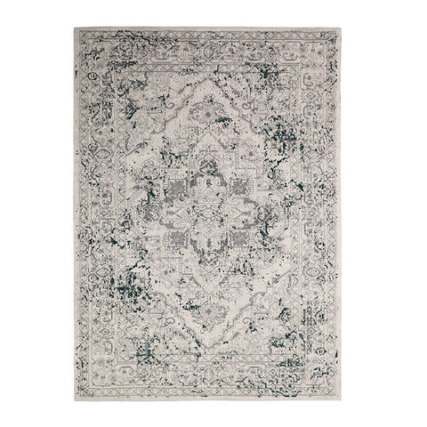 Silver Impression Adonis Floor Rug - Traditional Turkish Design Inspiration