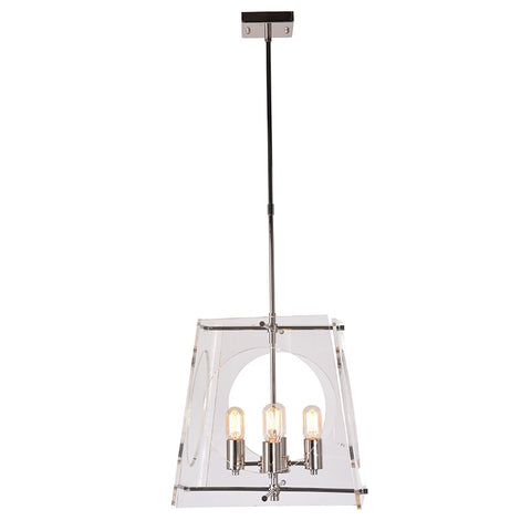 Acrylic Modern Pendant Light Lamp
