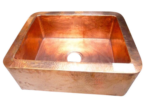 Copper Butlers Pantry Sink - Luxury Kitchen Accessory