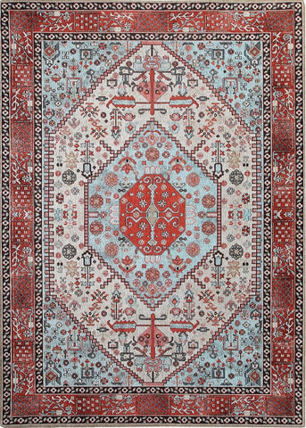 Heriz Adonis Floor Rug - Traditional Turkish Design Inspiration 2.4 x 3.4m