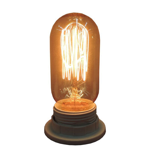 Edison Light Bulb For Unique Lighting Detailing & DIY Projects