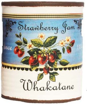 Moana Road Ceramic Pot Whakatane Strawberry Jam Taste of New Zealand - Home of Temptations Interior Design Furniture Decor & Gifts http://www.hotdesign.co.nz