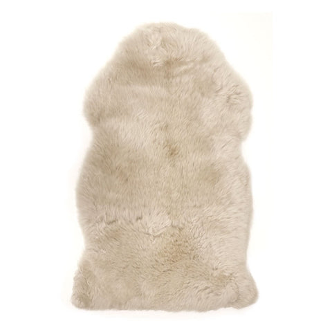 Sheepskin Floor Rug Honey - Comfort & Texture to Armchairs, Sofas & Benches