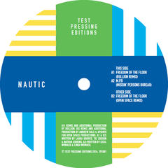 Test Pressing Editions 001 / Nautic