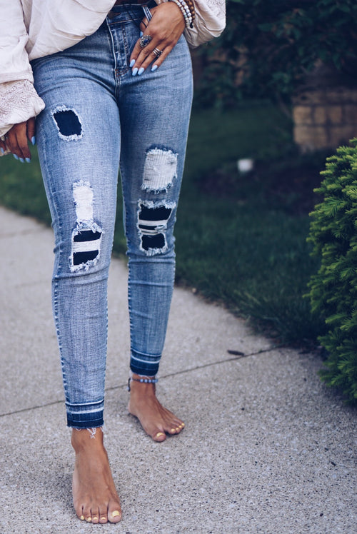 Hyperion Wash Jeans