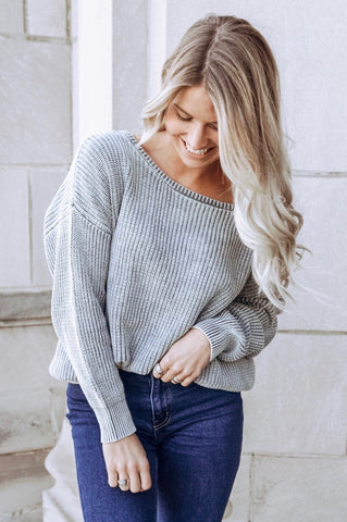 Tassel Bell Sleeve Top