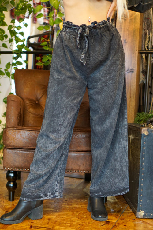 Roxanne Charcoal Pants