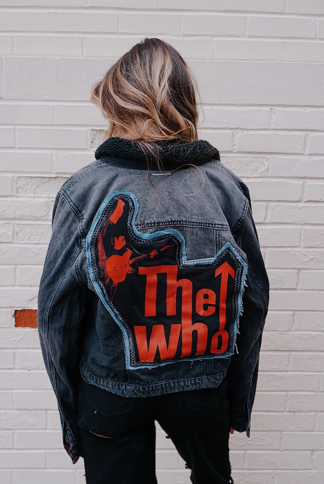 The Who Custom Denim Jacket