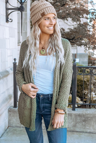Color Block Distressed Sweater