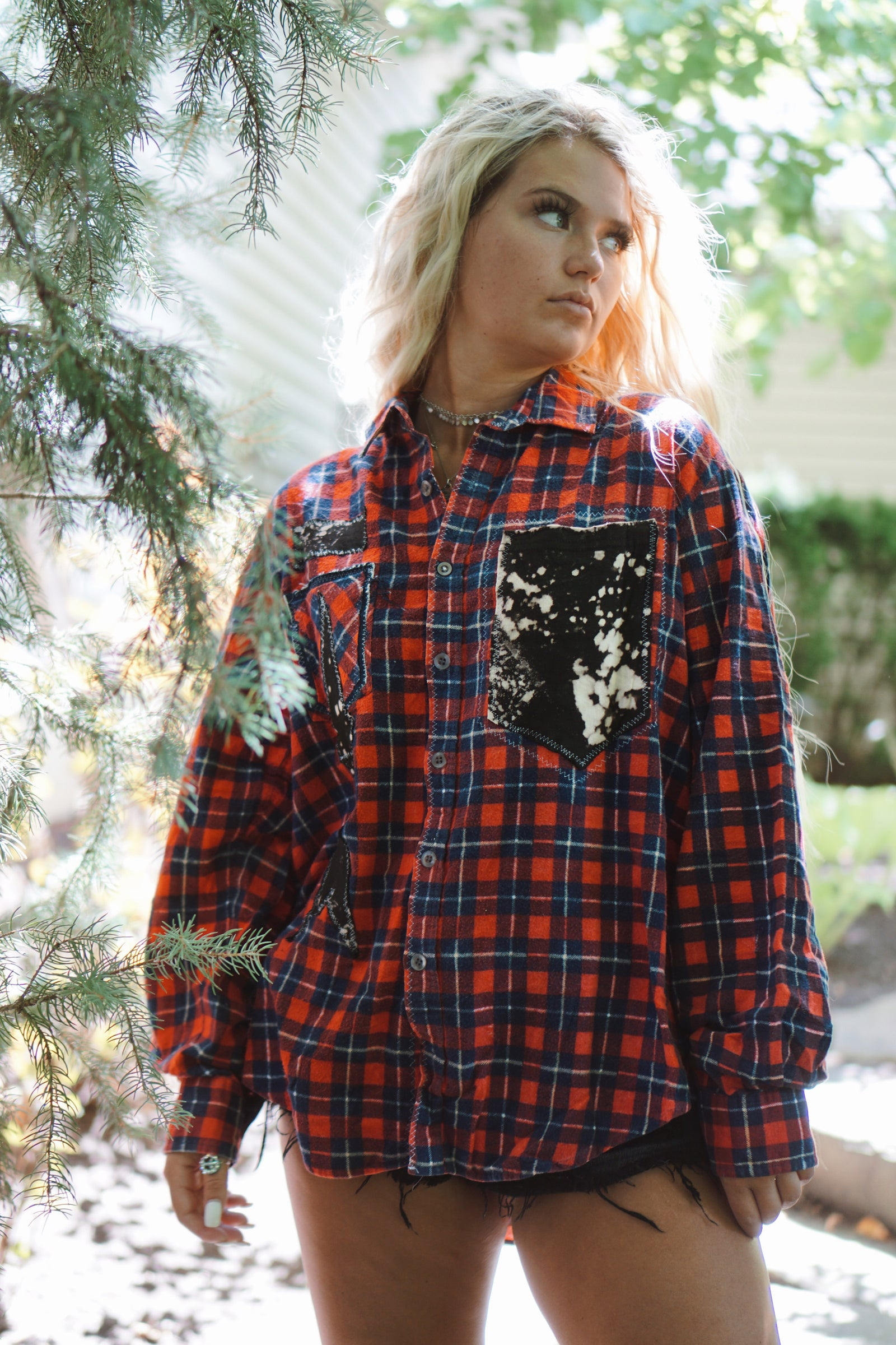 Custom Tom Petty & The Heartbreakers Flannel