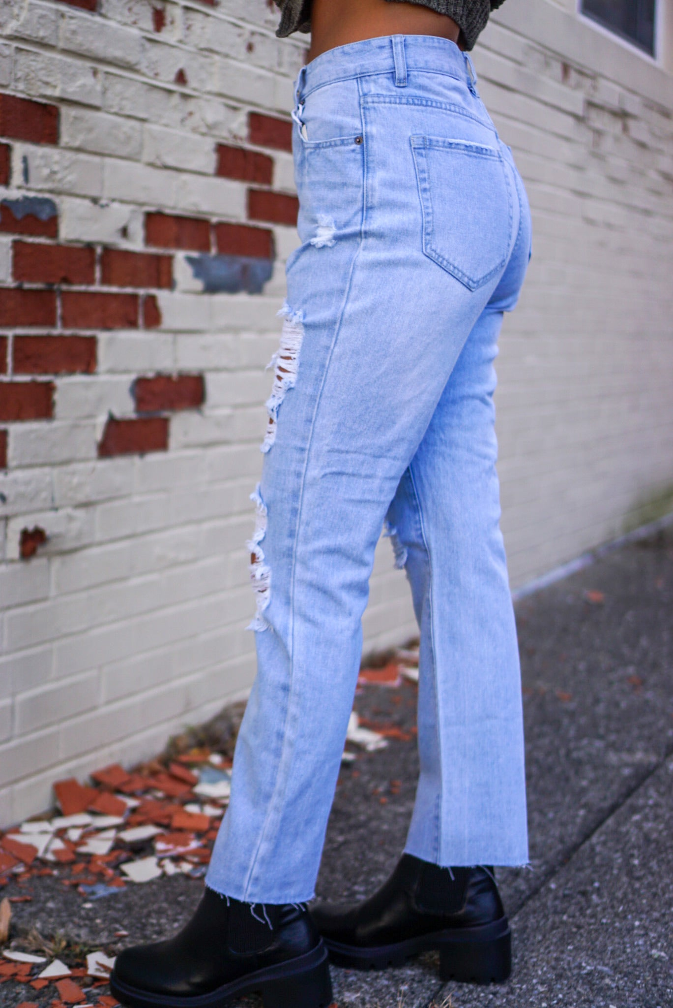 Head Turner Denim Jeans