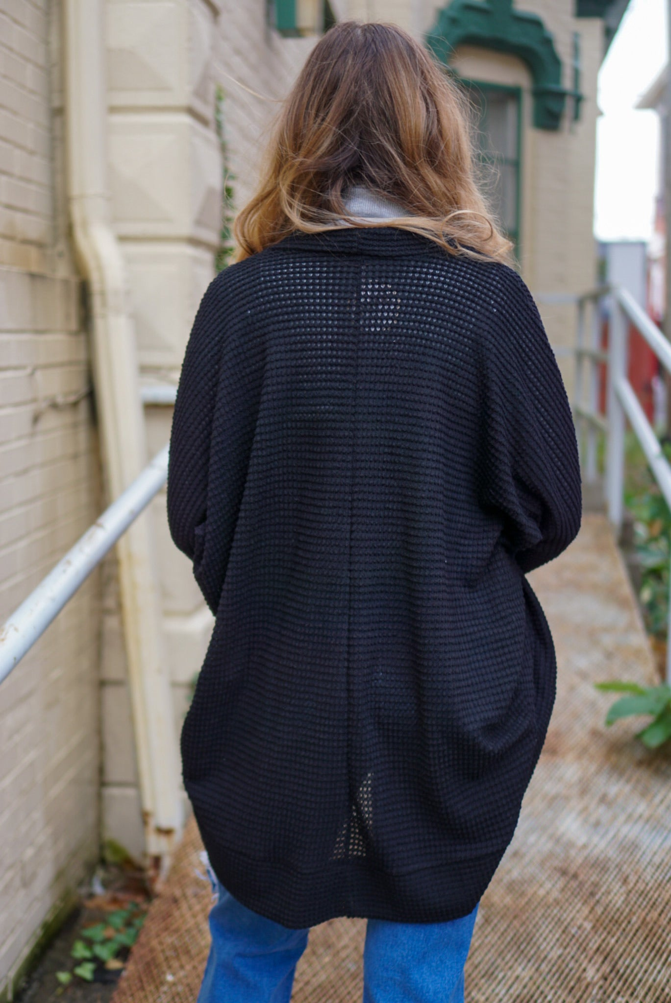 Renegade Black Cardigan