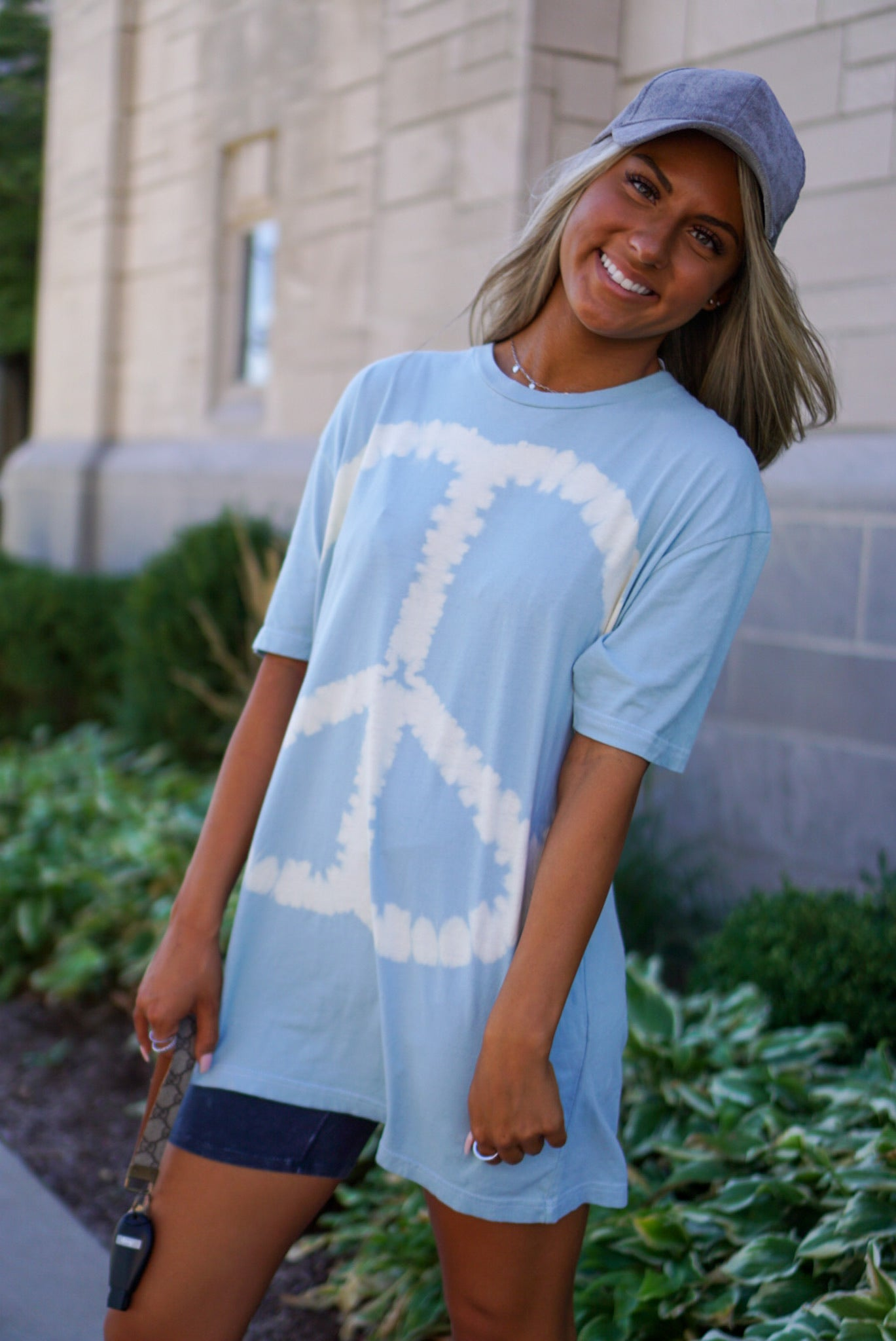 Hippie Soul Mint Graphic Tee