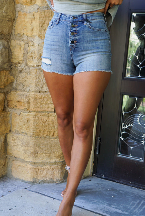 Daisy May Denim Shorts