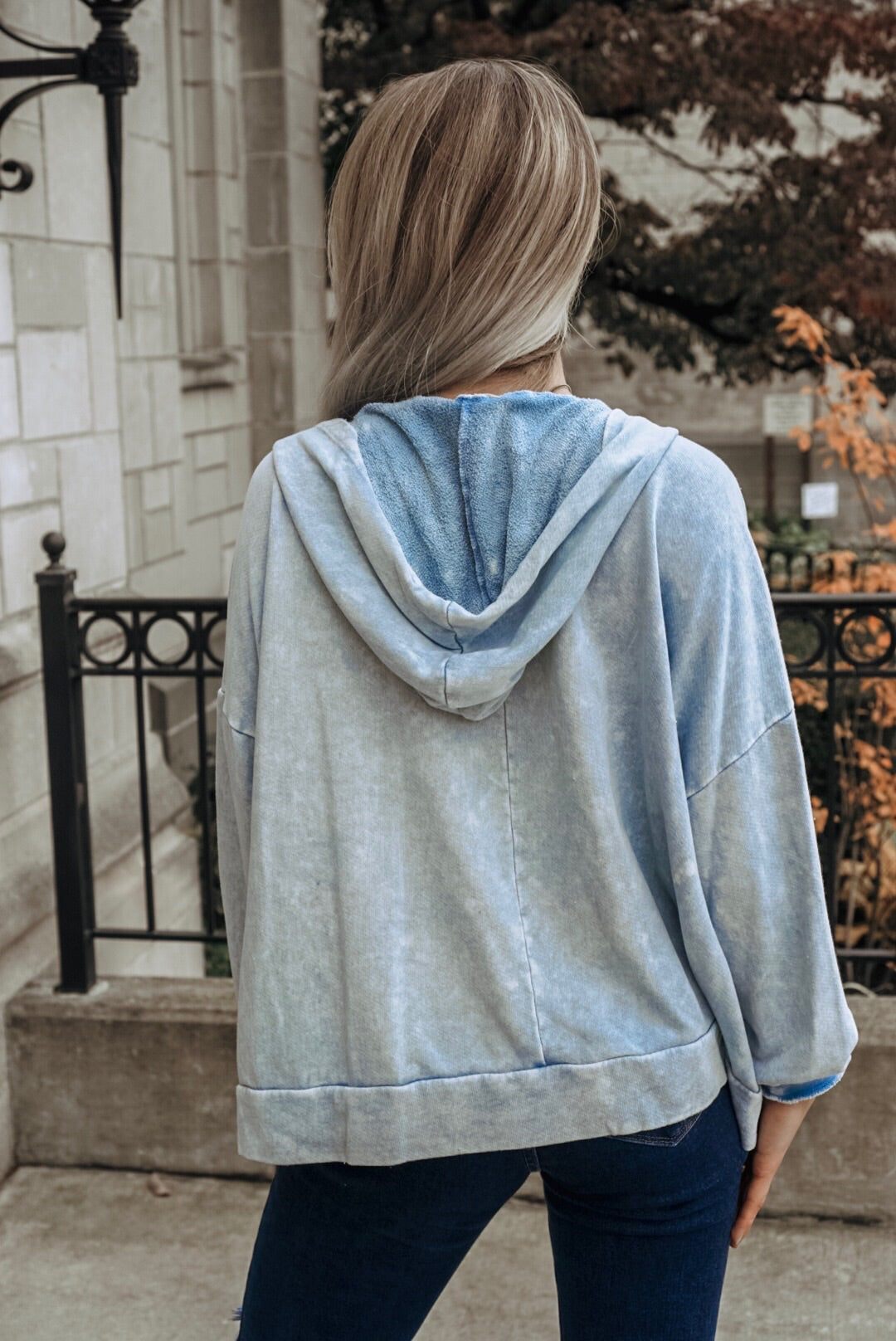 Abby Oversized Hoodie