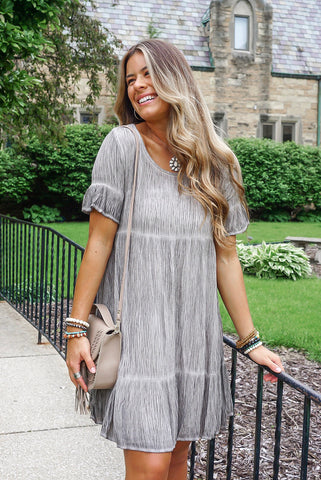 Gracie Corduroy Dress