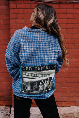 Deadhead Denim Jacket