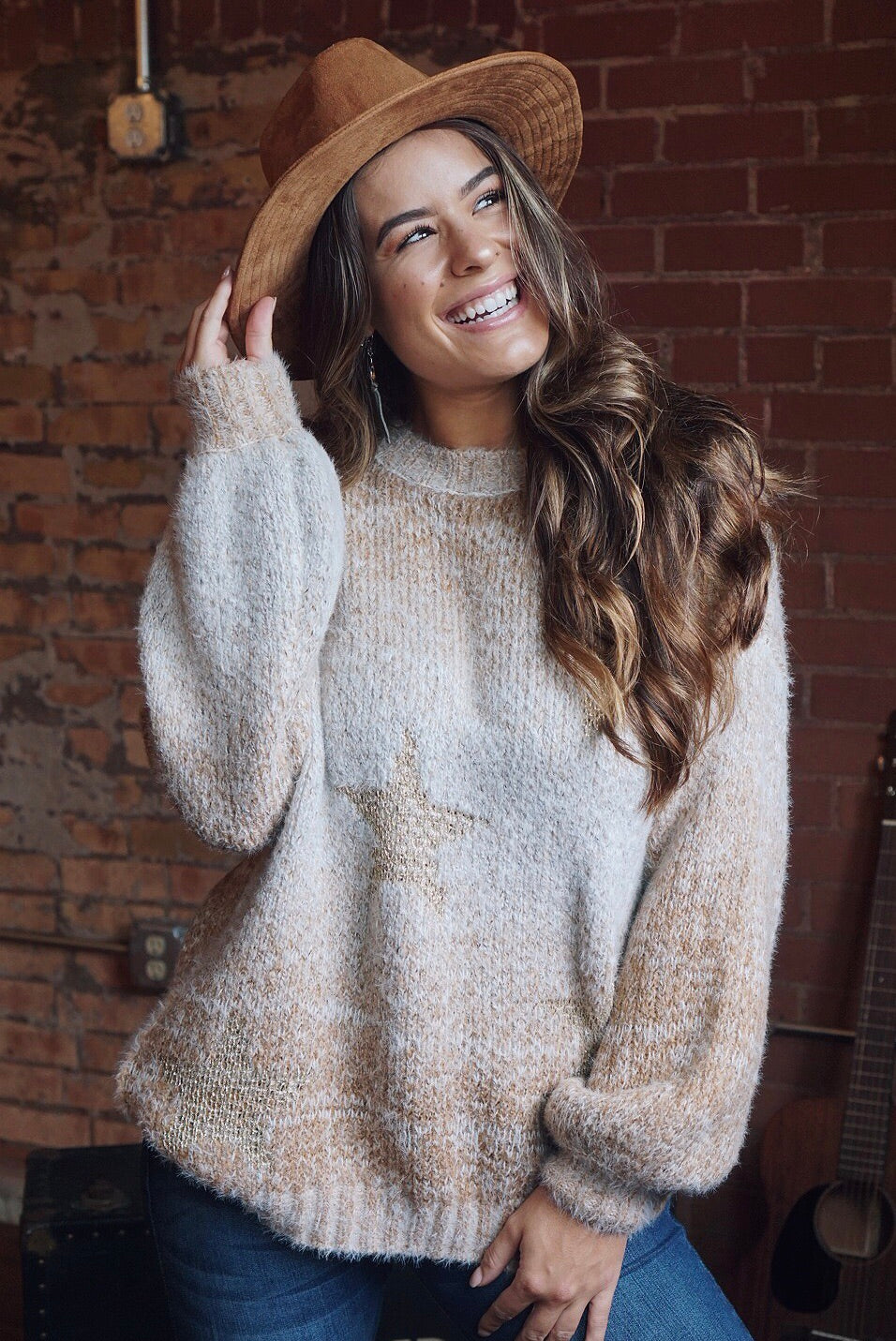Mabel Star Sweater