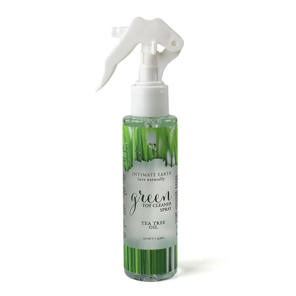 Intimate Earth Green Tea Tree Toy cleaner Spray