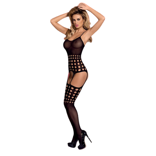 Fabulous Bodystocking - S/M/L Black